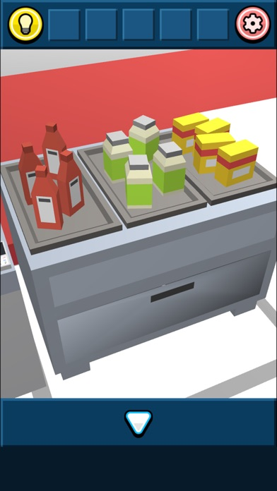 脱出ゲーム ハンバーガーショップからの脱出紹介画像4