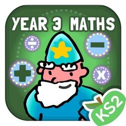 Crazy Maths Adventure Y3