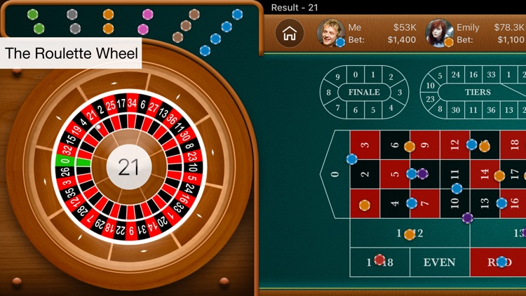 Roulette 42 screenshot-2