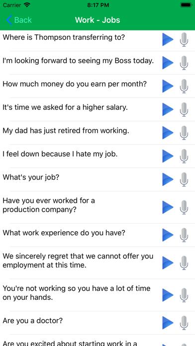 English Listening And Speaking screenshot three