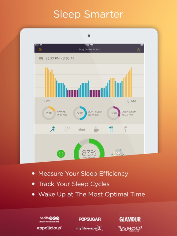 Zen Sleep Cycle Alarm Clock Screenshots
