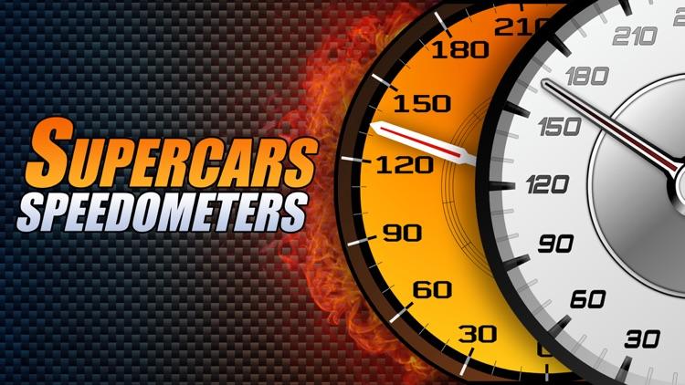 Car's Speedometers & Sounds screenshot-4
