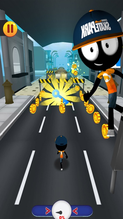 Stickman Surfers screenshot-2