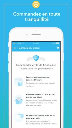 Merveilleux Wish Des Soldes Toute L Année wish - acheter en s'amusant dans l'app store