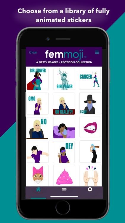 Femmoji Feminist Emojis