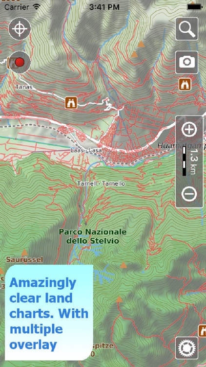 Stelvio & Swiss Parks Trails screenshot-0