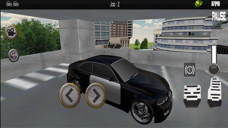 Car City Parking Simulator 3D screenshot-4