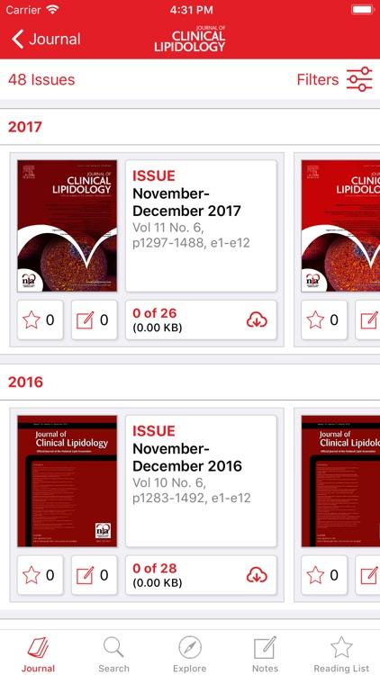 Journal of Clinical Lipidology