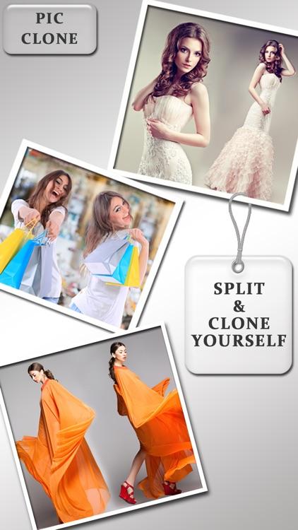PicClone - Clone your photo screenshot-4