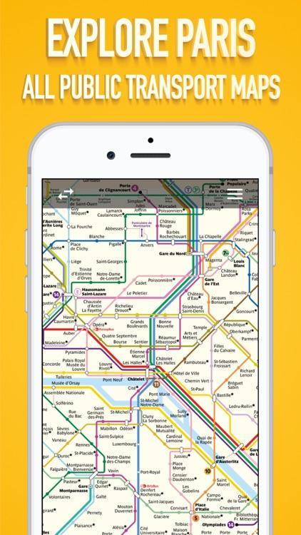 Paris Metro Map App.Paris Metro Map By Georgi Zlatinov