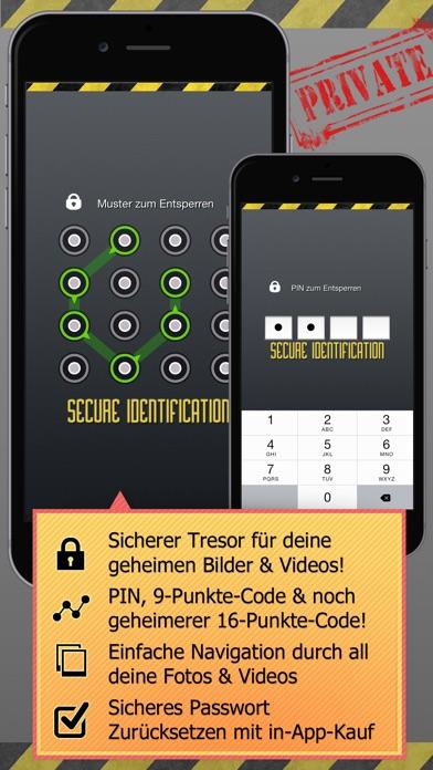 Foto Video Tresor App