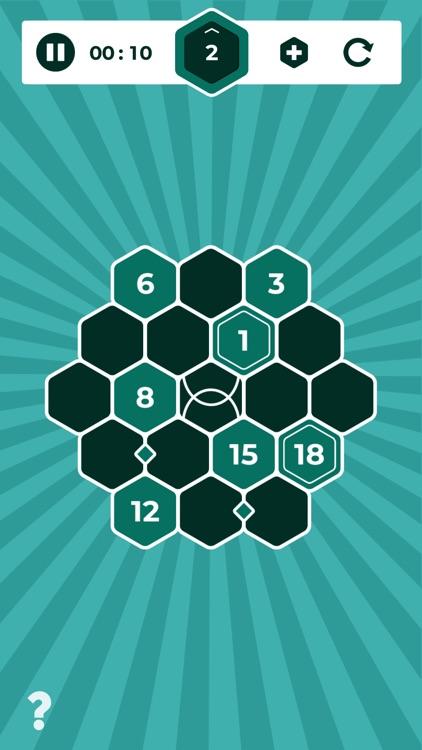 Number Mazes: Rikudo Puzzles screenshot-6