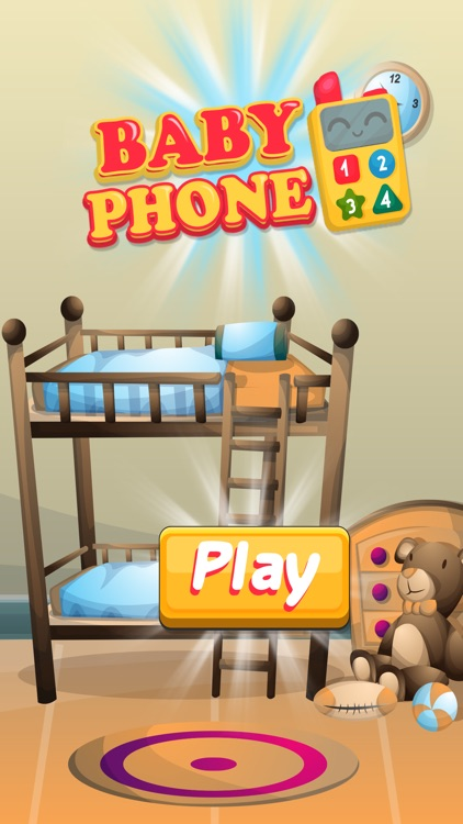 Phone Learning Toy For Toddler
