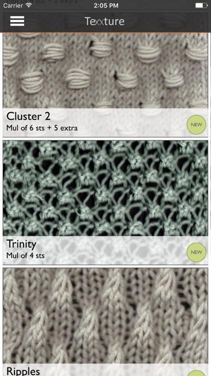 knit Texxture screenshot-4
