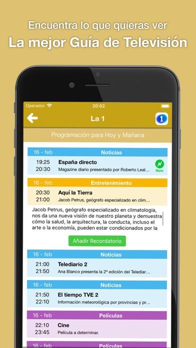 download Mi Televisión Premium apps 3