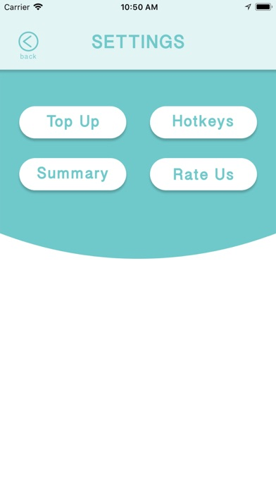Wallet - For table top games Screenshot