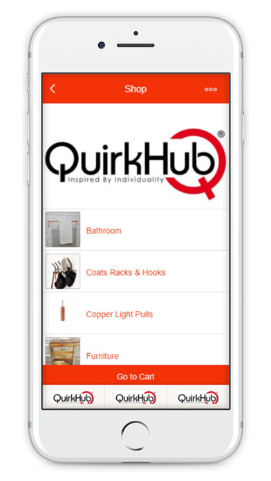 QuirkHub® screenshot two