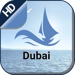 Boating Dubai Nautical charts