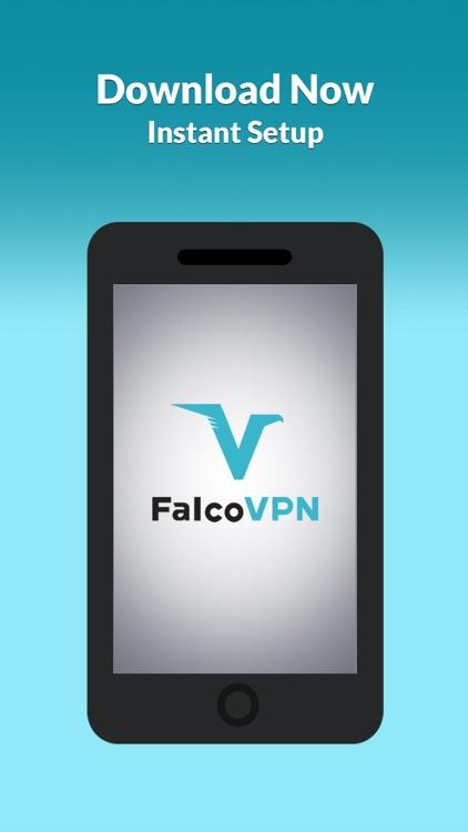 FalcoVPN Unlimited VPN Proxy