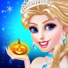 Activities of Ice Princess Makeup & Dress up