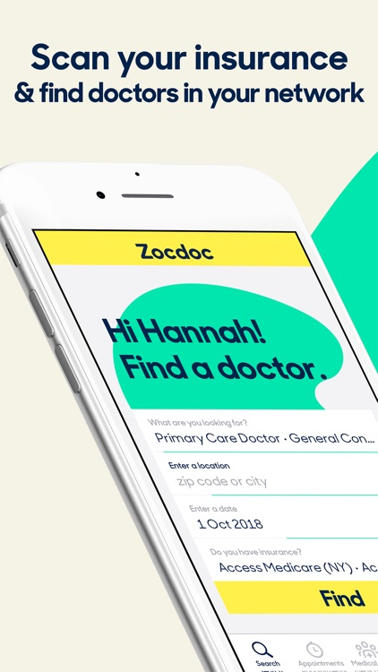 Zocdoc: Find a Local Doctor screenshot-7