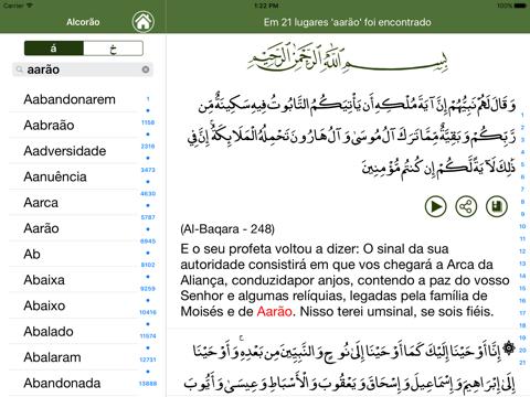 Alcorão em português - náhled