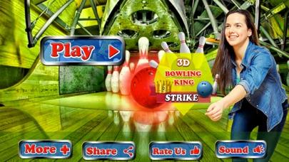 3d Bowling King Strike Screenshot 3