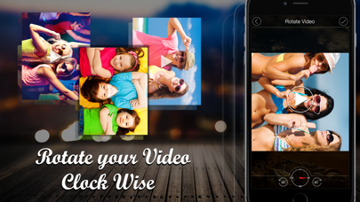 Video Rotate – Video Editor screenshot one