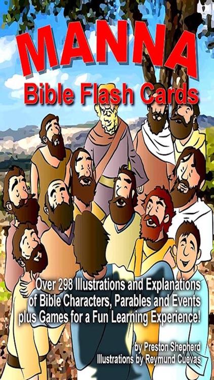 Manna Flash Cards