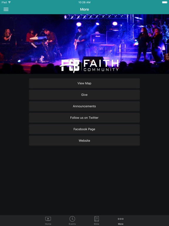 Faith Community Church Lodi screenshot 6