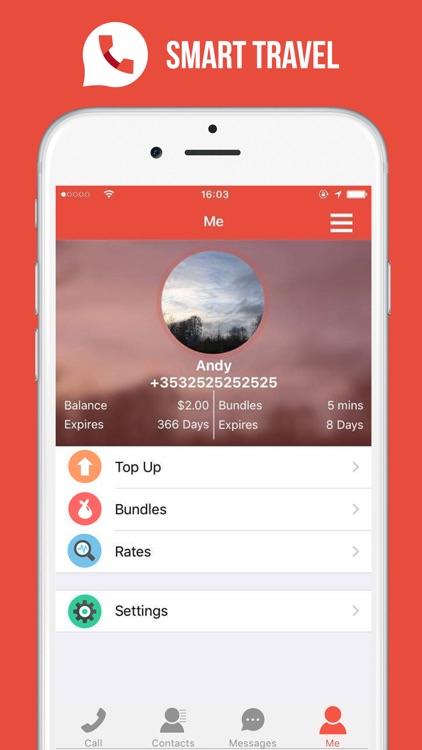 Smart Travel - VoIP screenshot-4