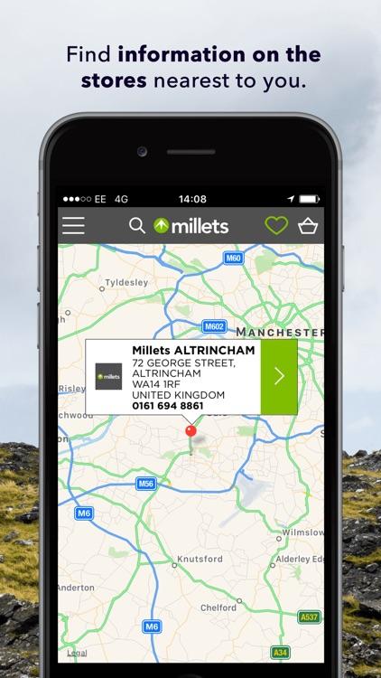 Millets screenshot-4