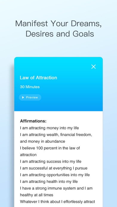 Subliminal: Daily Motivation Screenshot