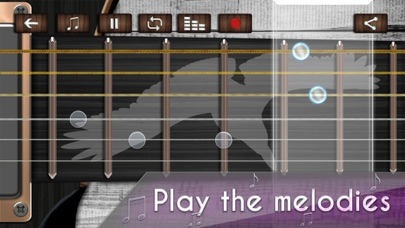 Learn Play Guitar Simulator screenshot one