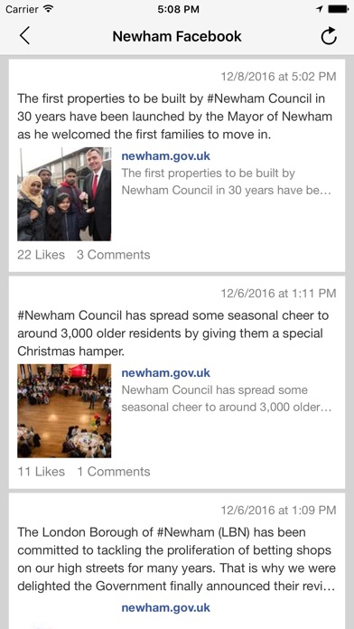 What's On In Newham screenshot four