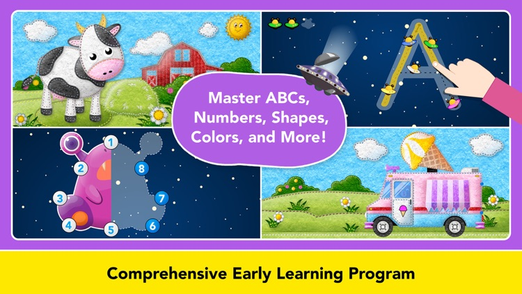 Toddler Learning Games