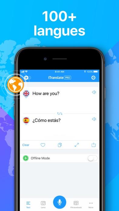 download iTranslate Traducteur apps 0