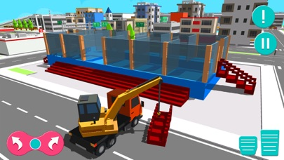 Shopping Mall Construction screenshot three
