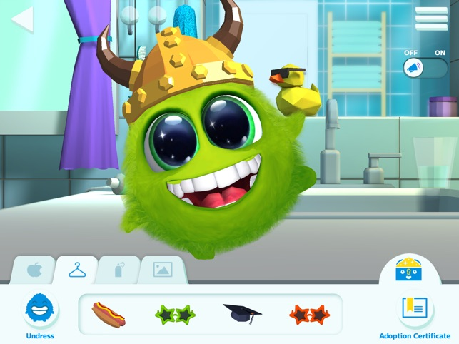 Philips Sonicare For Kids Screenshot