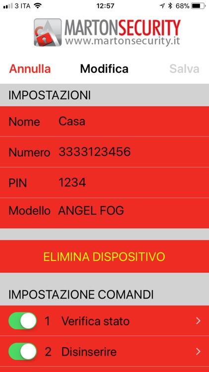 Marton SMS screenshot-4