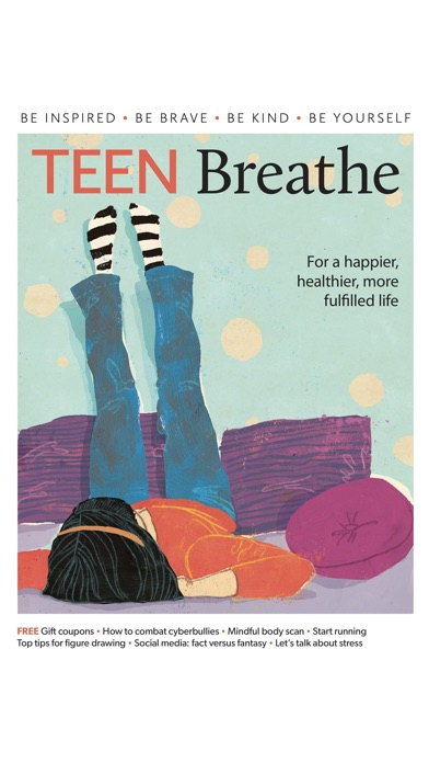 Teen Breathe screenshot 1