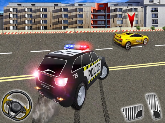 Police Highway Chase Games screenshot 6