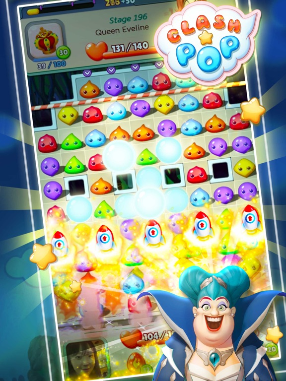 Clash Pop-Creative puzzle game screenshot 7