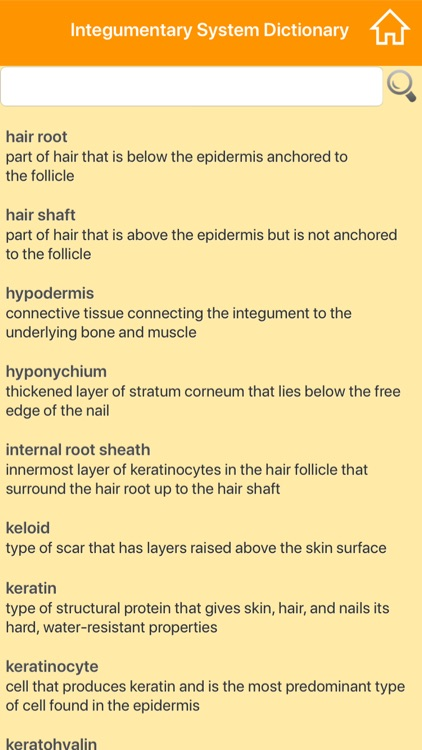 Integumentary System Biology screenshot-7