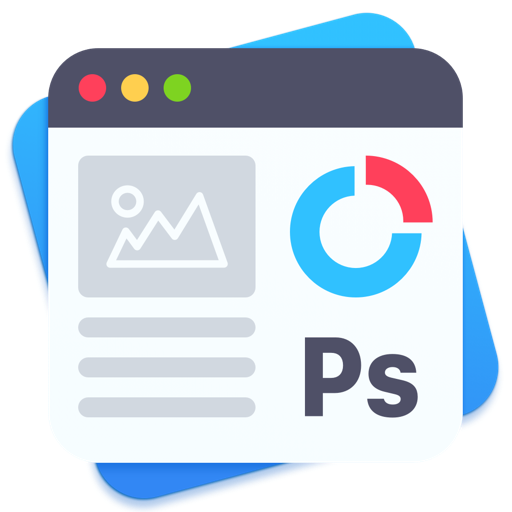Templates for Photoshop by GN