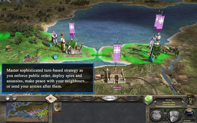 Medieval II: Total War™ screenshot 2