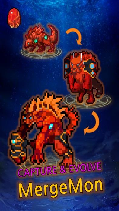 Merge Monsters (マージモンスター)のおすすめ画像2