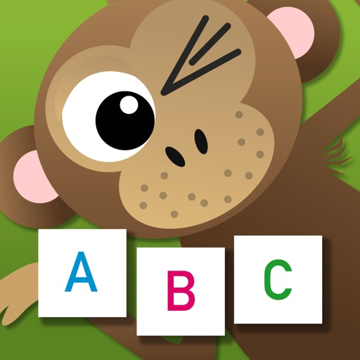 Kids learning ANIMAL WORDS