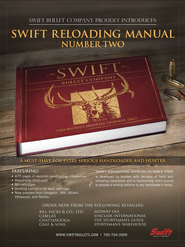 Hodgdon Reloading Manual on the App Store