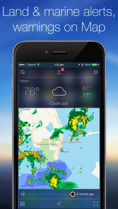 Screenshot #4 for Weather Radar Map Live